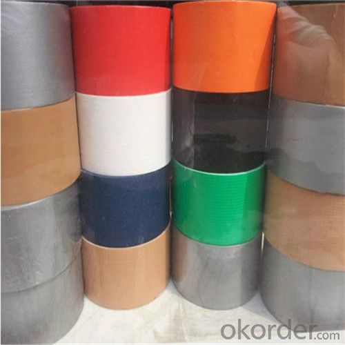 Duct Cloth Tape at 27mesh/70mesh with Strong Adhesion