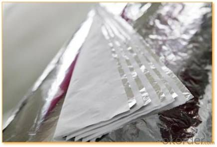 Fiberglass Material Cryogenic Paper One Layer