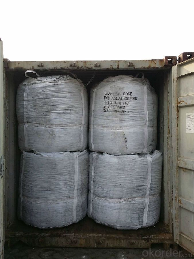 FC90% Calcined Anthracite Coal with Fixed Carbon