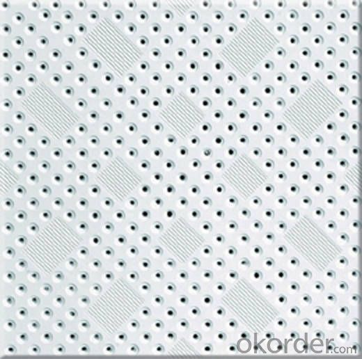 Acoustic Perforated Decorative Panel, gypsum board, mgo board