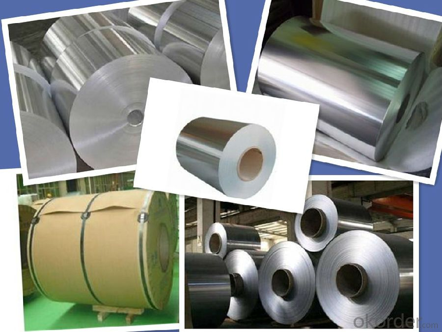 Wooden Pattern Color Coated Aluminum Roll