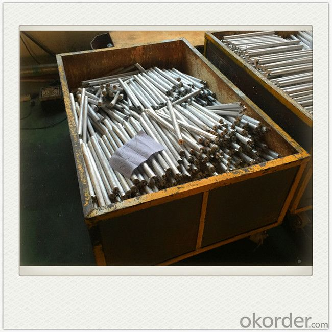 AZ91D Extruded Sacrificial Anodes Magnesium Upon Customer's Require