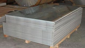 Sheet Of Aluminium For Different Walling Usage