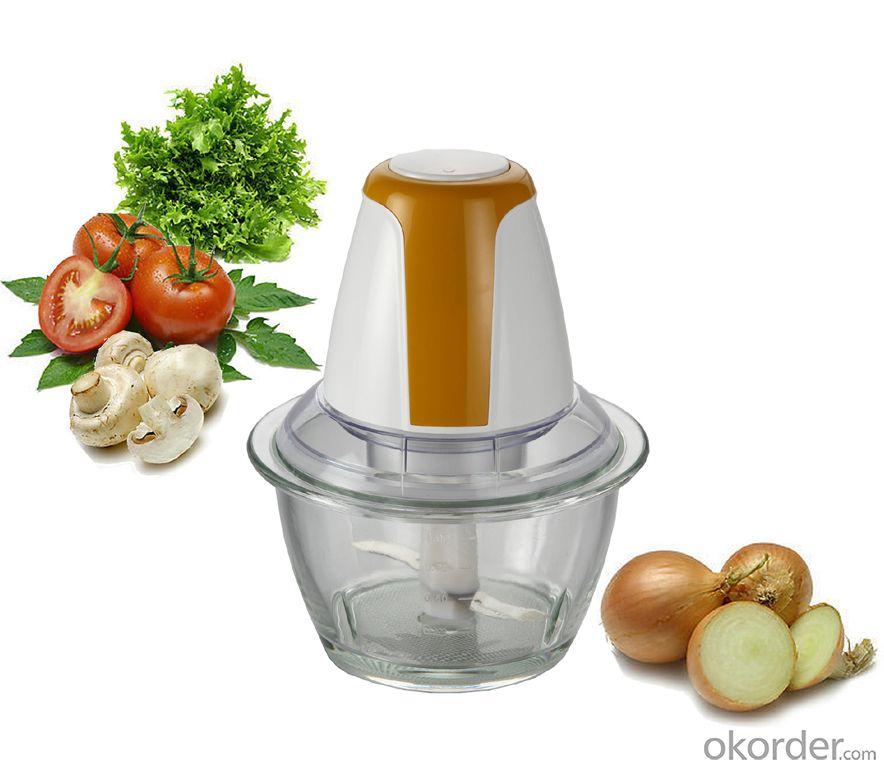 1.0 L Table Blender DZ-1017 One Speeds Glass Chopper Jar