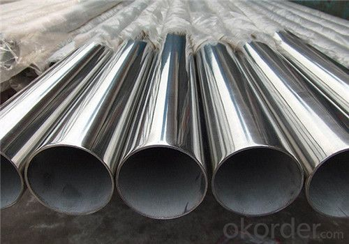 hot rolled ASTM A 312 TP 304/304L Stainless Steel Welded Pipe Building