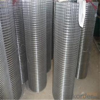 Hot-Dipped Galvanized Mesh Hardware Cloth with Construction Quliaty