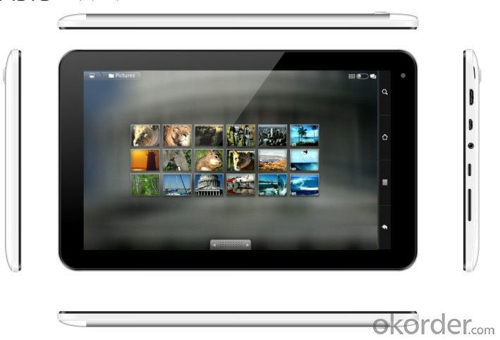 10.1 inch Intel SoFIA 3G-R, Quad-core Tablet PC