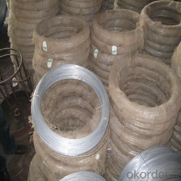 Hot Sale Low Price Galvanized Hanger Iron Wire