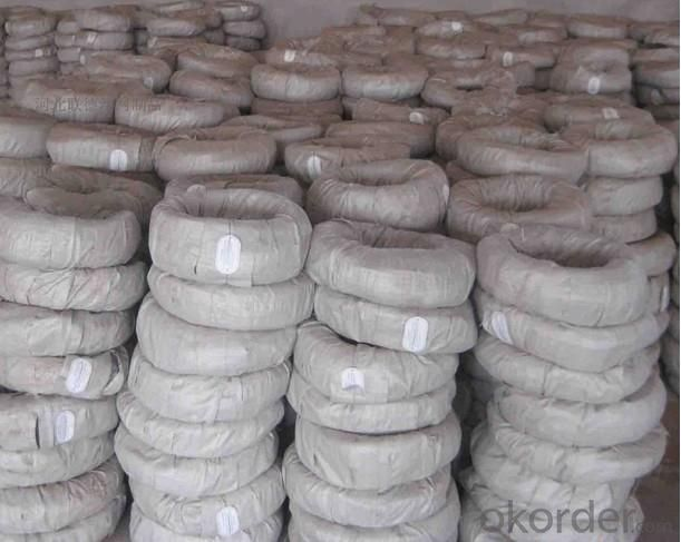 Prime Galvanized Wire for Binding