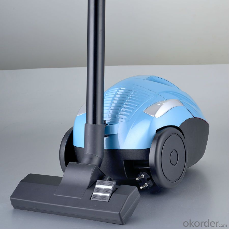 1200W vacuum cleaner/INJECTION COLOUR /PLASTIC TUBE/PLASTIC BRUSH/high suction power