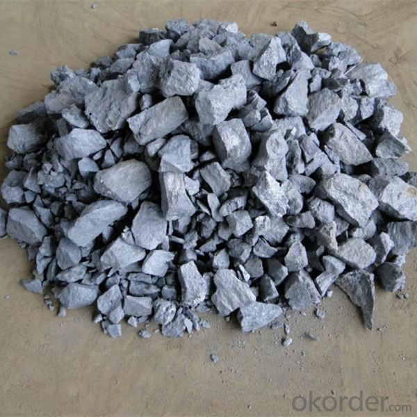 Ferro Silicon Calcium Alloy Raw Material for Steel/ Chinese Supplier