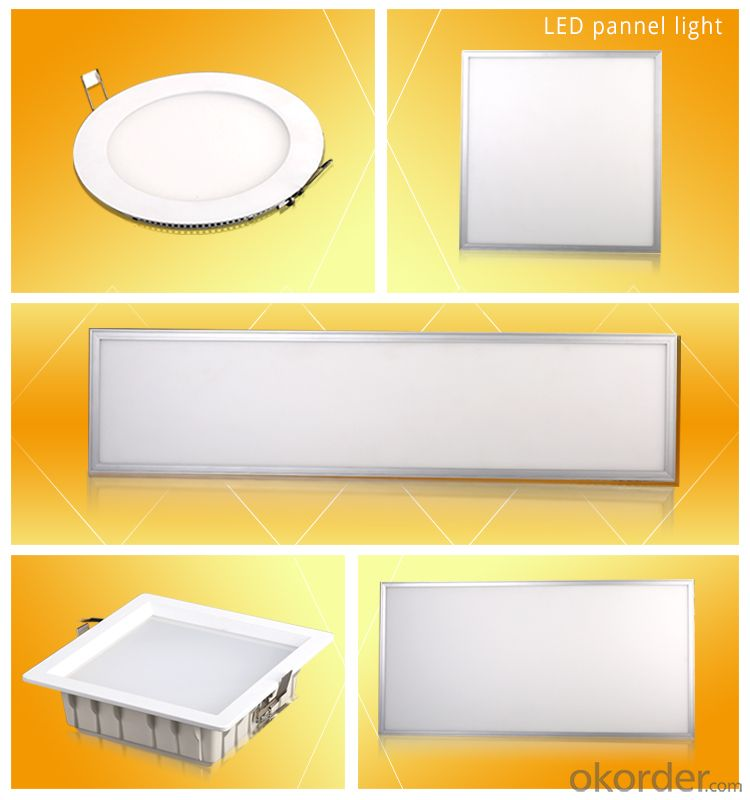 1-10V Dimmable High CRI Ultra Thin 3Years Warranty 600*600 LED Panel Light