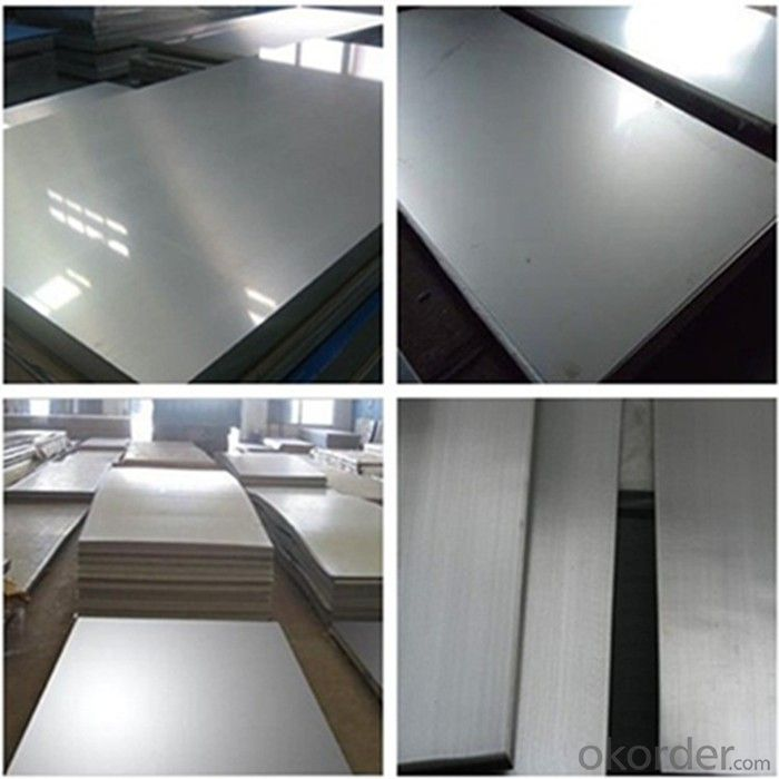 China supplier 3mm thickness ba finished stainless steel sheet price 309