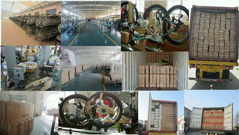 Bicycle for traveling with good quality from CNBM China