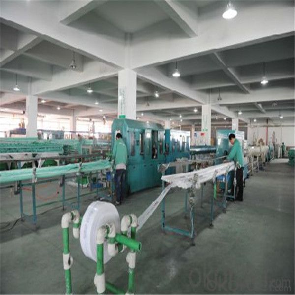 PPR Double Union Ball Cock China PPR Supplier High Quality