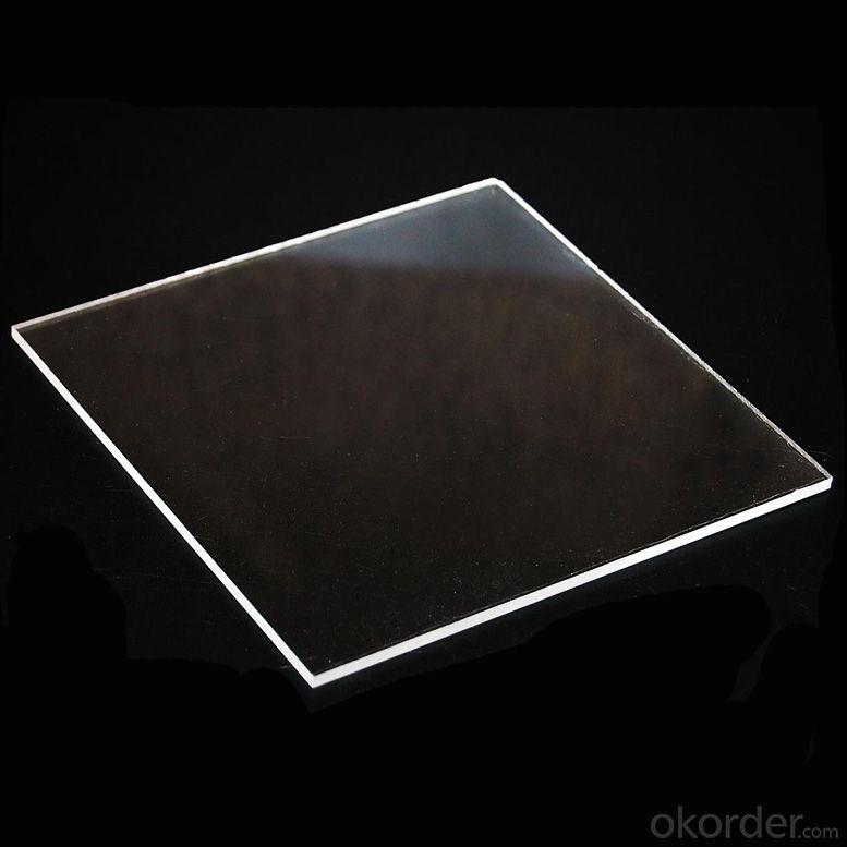 Buy High quality100% Virgin material clear acrylic sheet