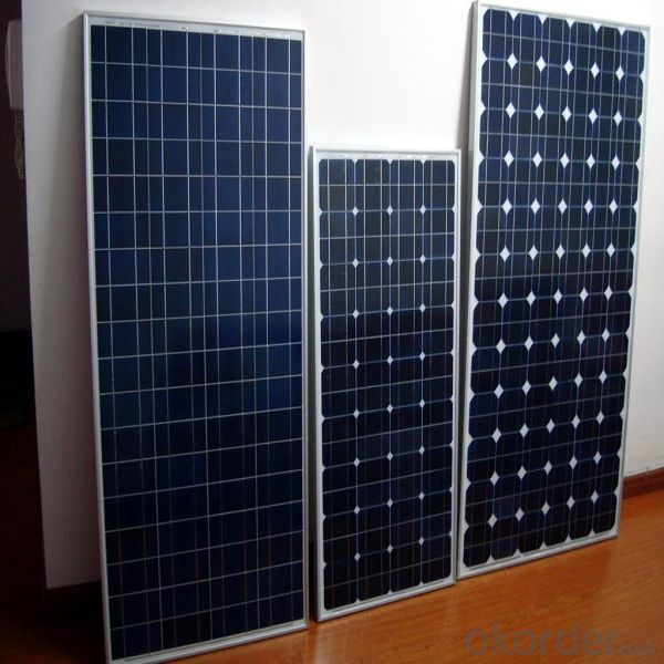 120W Mono Solar Panel Made in China for Sale