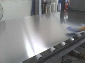 TISCO 304 316L 321 430 Hot Rolled Stainless Steel Sheet