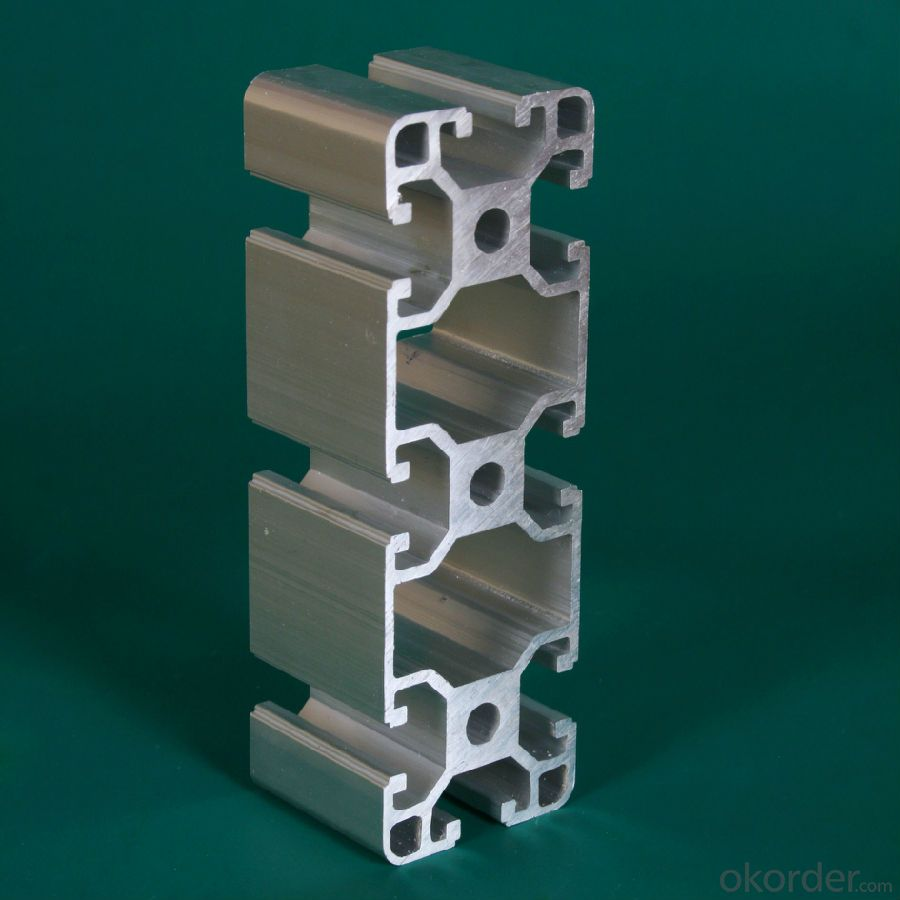 Alloy 6063 Aluminium Extrusion Profiles For Construction