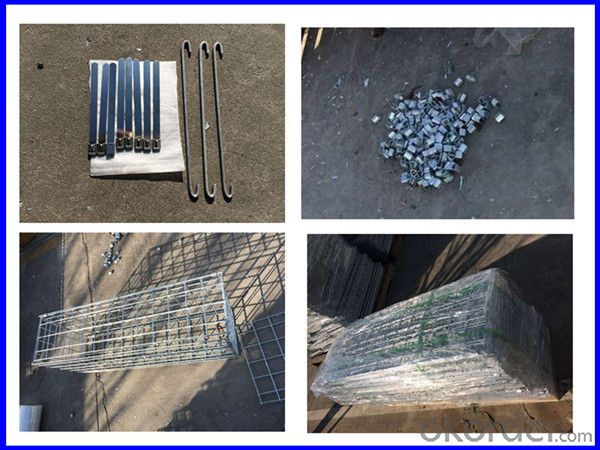 Stones Metal Wire Gabion for Building