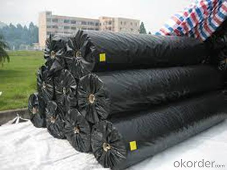 Good Quality Non-woven Geotextile in Real Estates