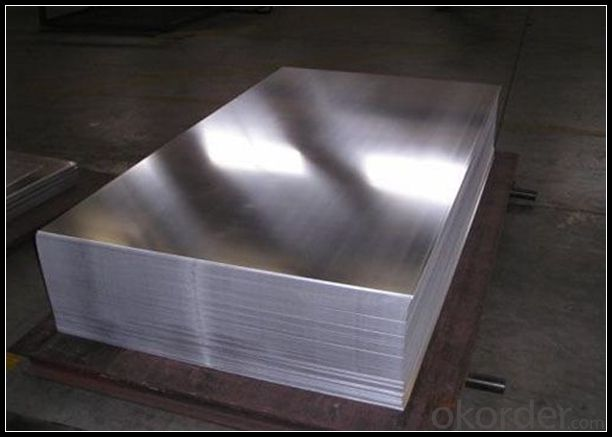 Mill Finished Aluminium Sheet for Building Roofing