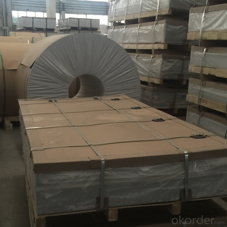 Color Coated Aluminium Coil For Table Panel