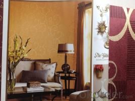 Gold Life Wallpaper For Home Decoration Made In China