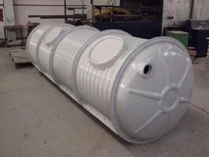 Large Diameter GRP Tank made in China