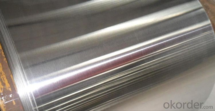 Cold Rolled Steel Coils 2B Finish Made In China Grade 304