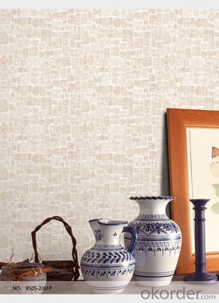 Restaurant Fabric Wallpaper Made In China With Best Selling