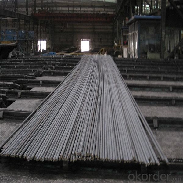 Hot rolled steel rebar factory price of china mill