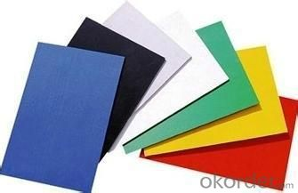2016 PVC Plastic Foam Sheet with Different Density Thickness Size