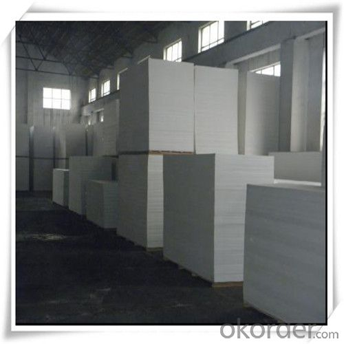 Heat Insulation High Density PVC Foam Sheet