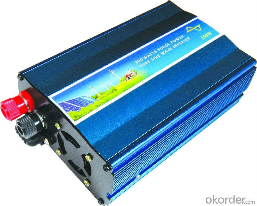 400W Pure Sine Wave DC to AC Power Inverter with Charger