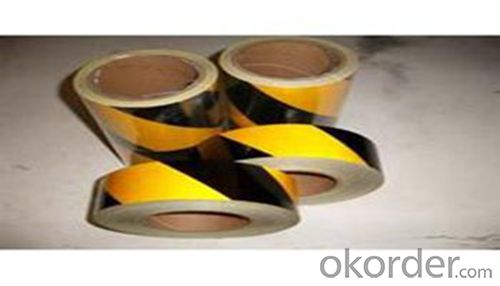 Adhesive Reflective Tape for Road Safety