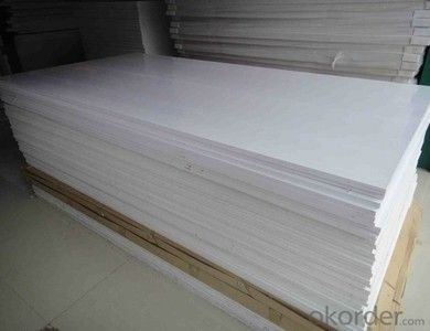 pvc foam board, pvc free foam board, building materials