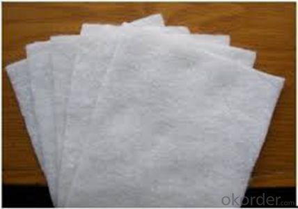 Polypropylene Nonwoven Geotextile Used in  Construction
