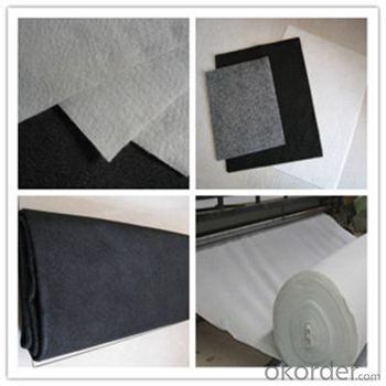 Road Construction Filament Spunbond Nonwoven Geotextile with Highest Quality