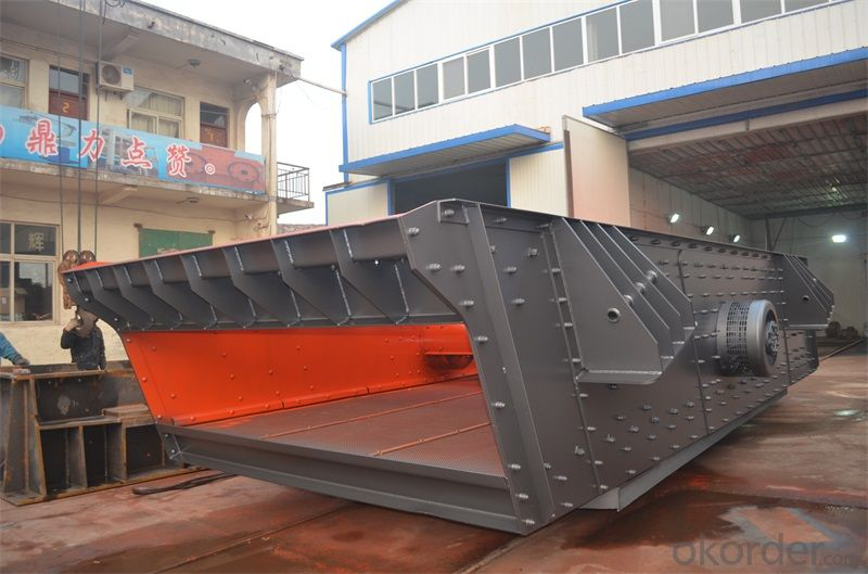 zydl ykz Linear circular vibrating screen