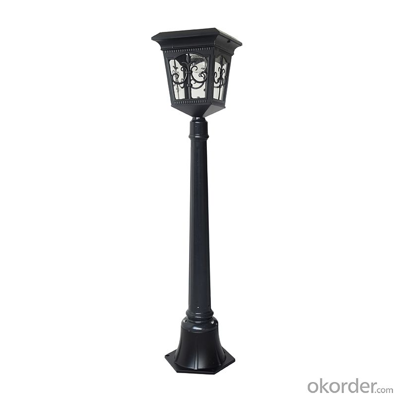 Solar LED Lamp Post Light for Garden Solar Wall Lamp Light