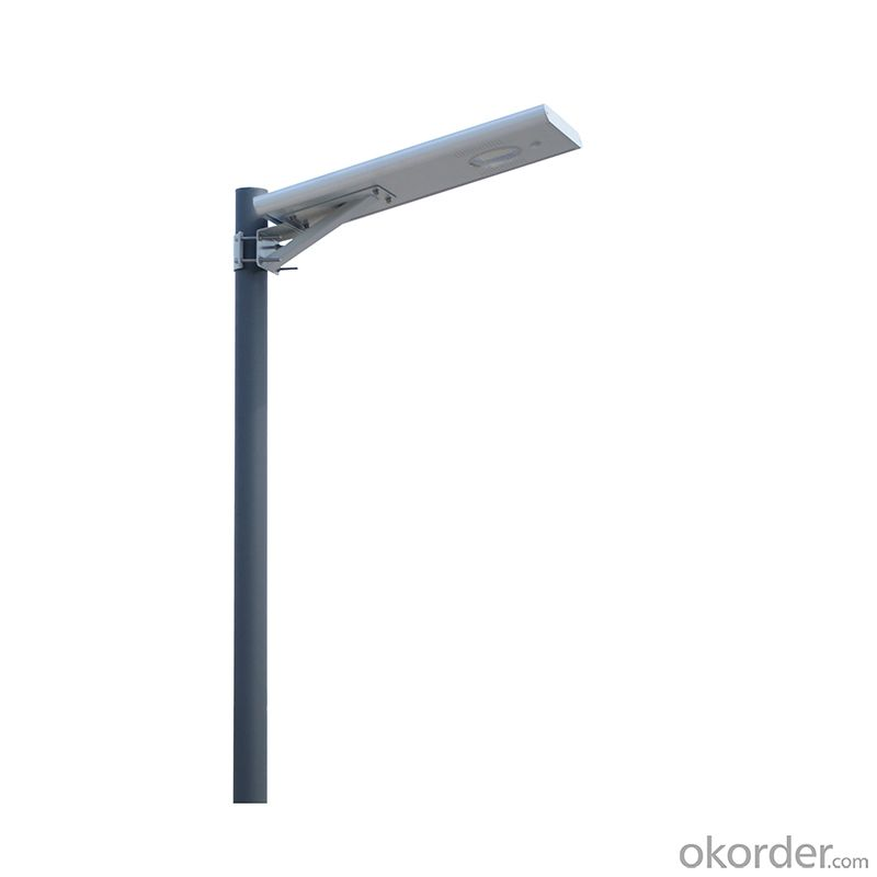 High Quality Compact Solar Street Light With Exquisite Design