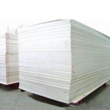 board making machine/pvc celuka foam board extrusion line