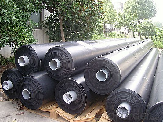 High Density Best Quality Polyethylene Geomembrane as Waterproof Facing of Earth and Rockfill Dams