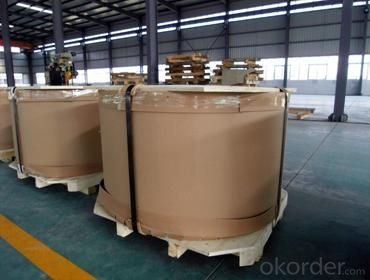 Mill Finished Aluminium Coil For Decoration Materials Production