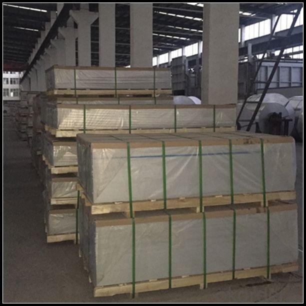 Aluminium Sheets AA3005 for Making Aluminium Trailers