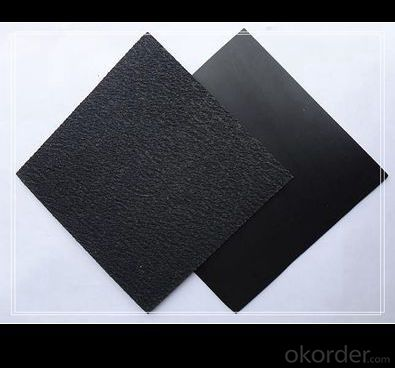 Building Material Smooth Geomembrane Roll