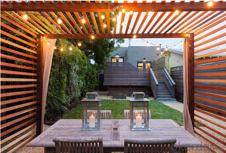 Buy Commerical Lighting G40 Patio Lights Outdoor Globe Garden String ...