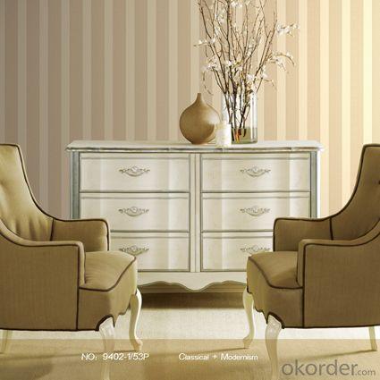 canvas wallpaper deep embossed pvc wallpaper 1.06X15m wallpaper