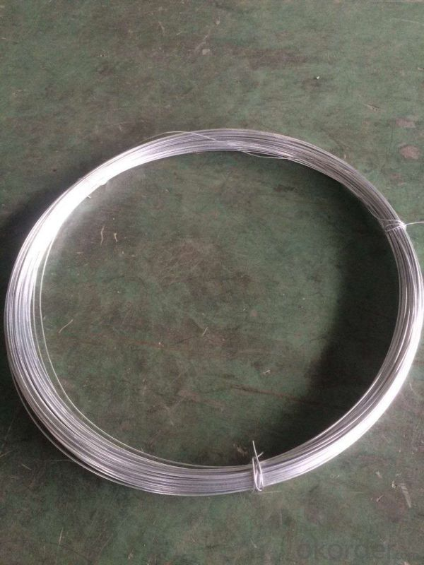 High Quality Hot Dipped Galvanized Steel Wire--0.40mm